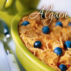 Algaberry in Your Breakfast and Beverage